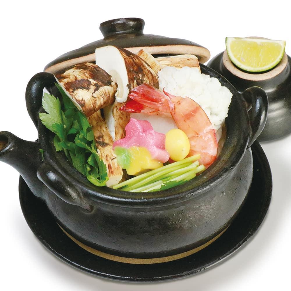 10月限定メニューピックアップです!いよいよ来ましたこの季節、松茸の土瓶蒸し!この時期にしか味わえない逸品を是非! #saganoonsentenzannoyu
